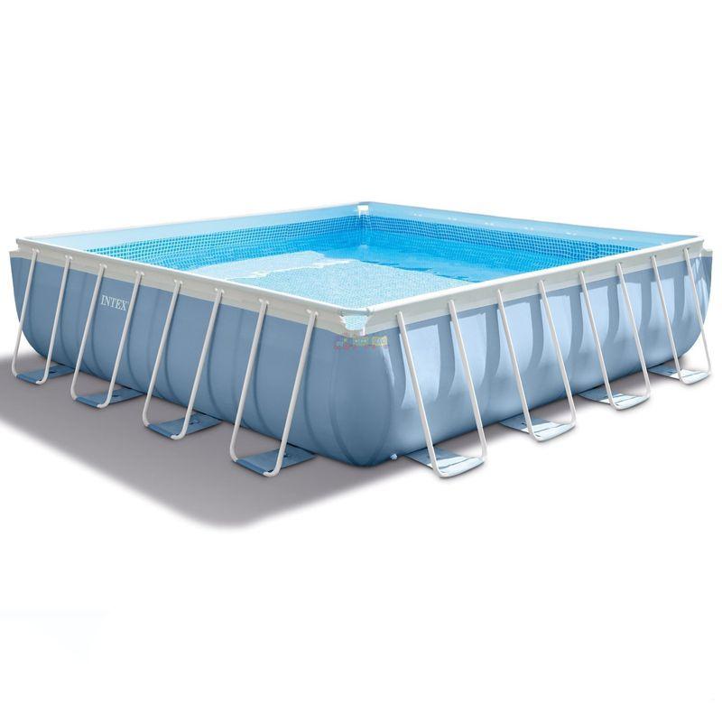 Выбираем квадратный бассейн