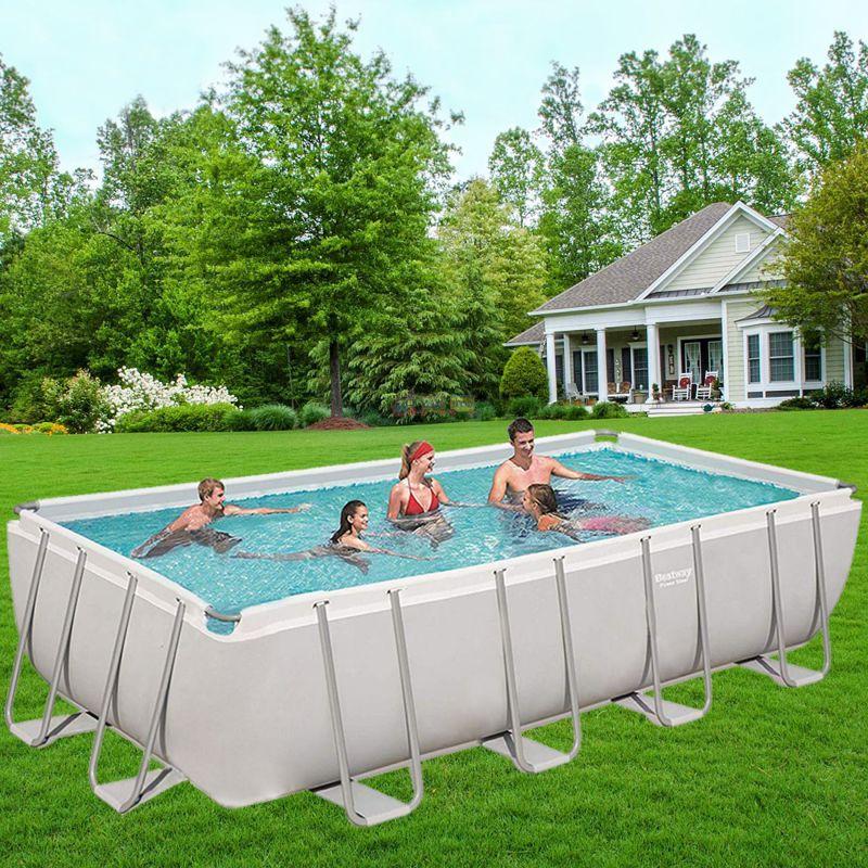 Выбираем каркасный бассейн