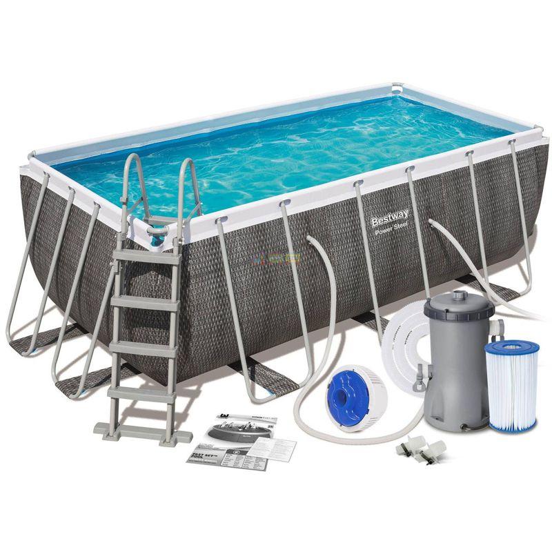 Какой каркасный бассейн выбрать?